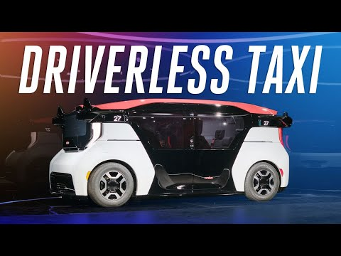 Driver-less Taxis