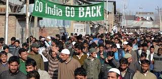 Angry Kashmiri`s Would Prefer Chinese Rule Than To India