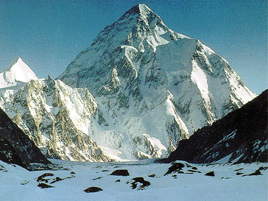 K-2 The Second Highest Peak Of The World