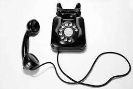 From A Land Line Telephone To Mobile Phone