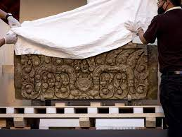 1000 YEARS OLD ARTEFACTS RETURNED BY USA